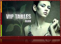 VIP tables in Top London Clubs